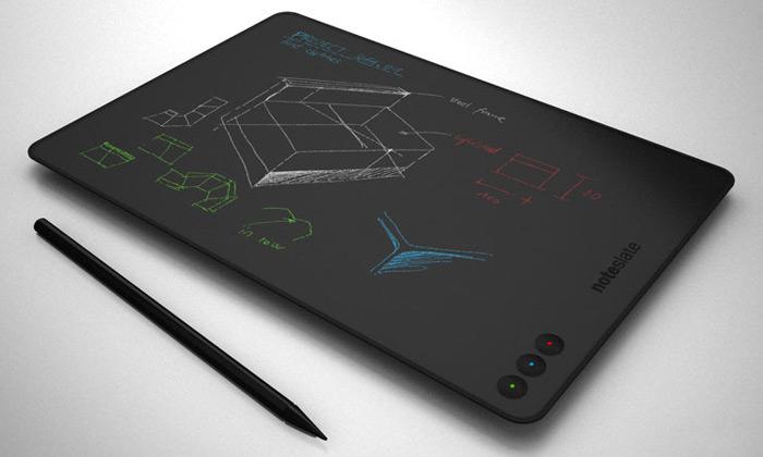 Noteslate Je Levny Cesky Tablet Na Psani A Kresleni Designmag Cz