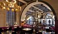 Nový interiér restaurace londýnské Royal Academy od studia Tom Dixon
