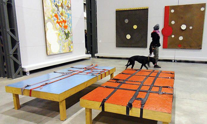 Wannieck Gallery vystavuje českou malbu 80.let