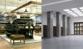 Národní technické muzeum po rekonstrukci: Tiskařství a chodba budovy
