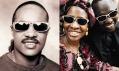 Stevie Wonder a Amadou & Miriam v brýlích Alain Mikli