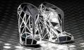 Andreia Chaves ajejí kolekce bot Invisible Shoe