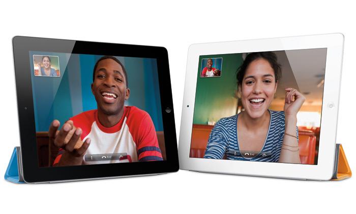 Apple uvádí inovovaný tablet iPad2 včerné abílé