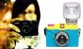 Lomografie jakožto fenomén zvláštních fotografií aretro fotoaparátů