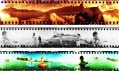 Ukázky fotografií z lomo fotoaparátů