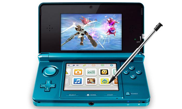 Přichází 3D herní konzole bez brýlí Nintendo 3DS