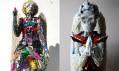 Robert Bradford a ukázka jeho soch a umělecké tvorby