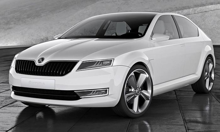 Škoda představila nový směr konceptem Vision D