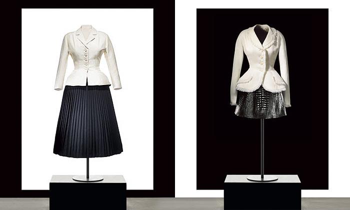 Dior vystavuje nejkrásnější šaty staré ipřes 60 let