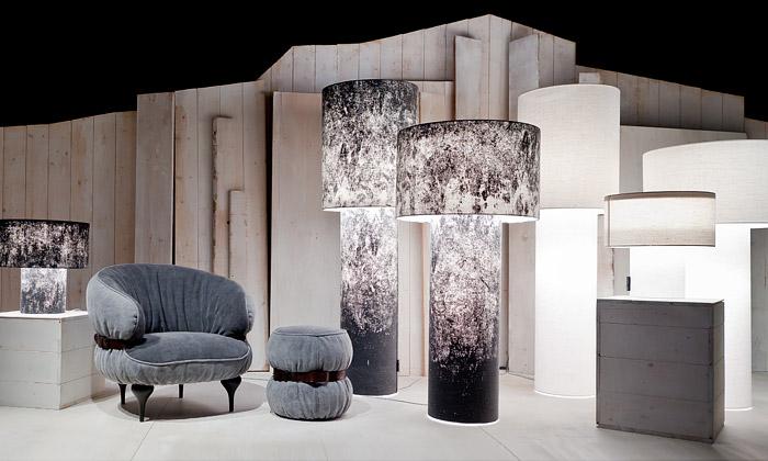 Diesel rozšiřuje kolekci pohodového retro nábytku