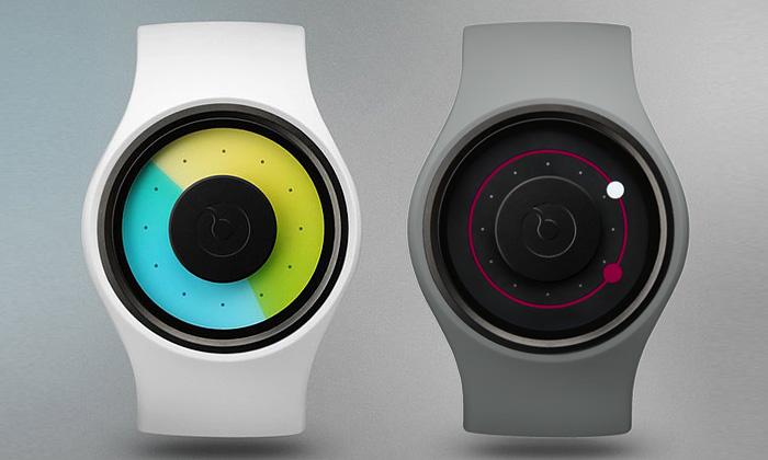Ziiiro uvádí nové futuristické hodinky Aurora aOrbit