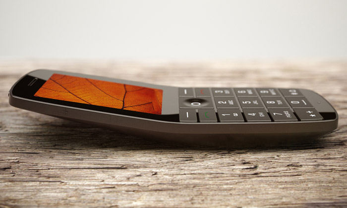 Huawei má mobilní telefon připomínající složený list