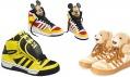 Jeremy Scott a jeho kolekce bot pro Adidas