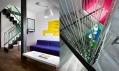 Designový boutique hotel Moods v Praze