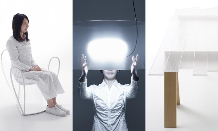 Nendo představilo průhledný nábytek Transparent