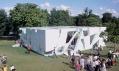 Pavilon Serpentine Gallery 2002 a Toyo Ito