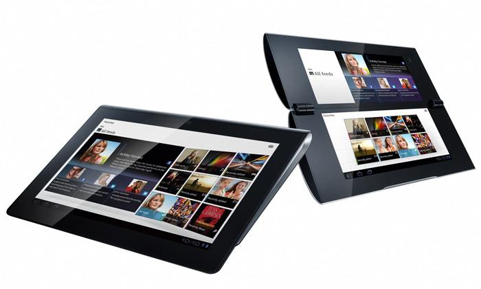 Sony uvádí dva tablety sjedním advěma displeji