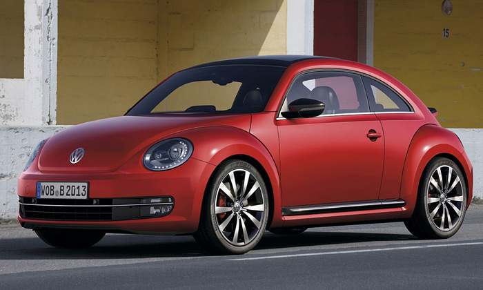 Volkswagen Beetle přichází vezcela novém modelu
