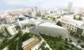 Nová mešita s islámským centrem a muzeem náboženské harmonie v Tiraně od BIG