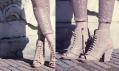 Laura Villasenin a její boty Miista Wilma