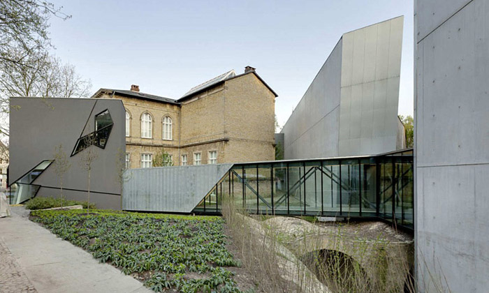 Libeskind dokončil rozšíření muzea Felix Nussbaum