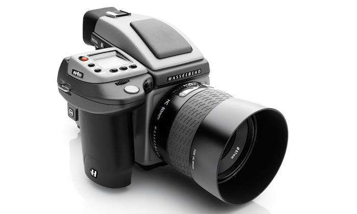 Foťák Hasselblad H4D má rozlišení 200 megapixelů
