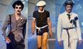 John Galliano ajeho pánská módní kolekce najaro aléto 2011