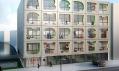 Kancelářská budova Alphabet Building v Amsterdamu od MVRDV