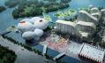 CCAM neboli Čínské muzeum komiksu a animace ve městě Hangzhou od MVRDV