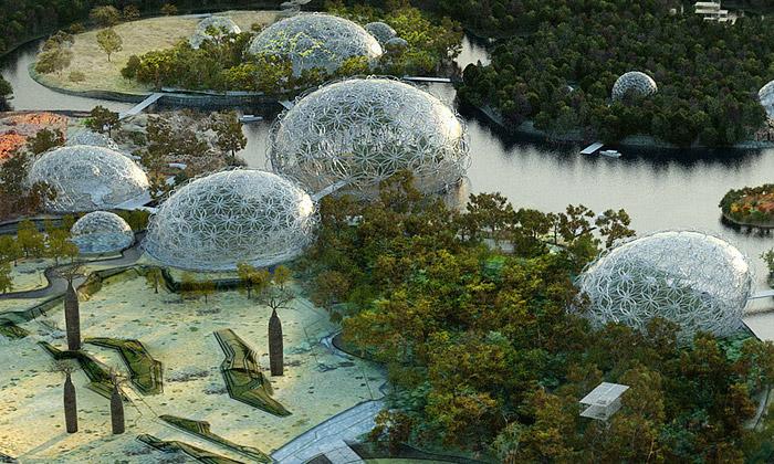 Petrohrad postaví zostrovů moderní Primorskiy Zoo