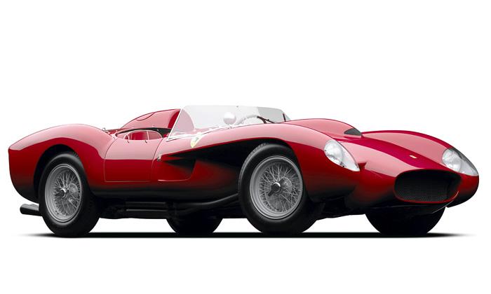 Ralph Lauren poprvé vystavuje 17 sportovních aut