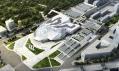 Sportovní centrum pro Lidové hry 2013 ve městě Shenyang od Emergent
