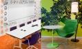 Kanceláře firmy Skype ve Stockholmu v Münchenbryggeriet od PS Arkitektur