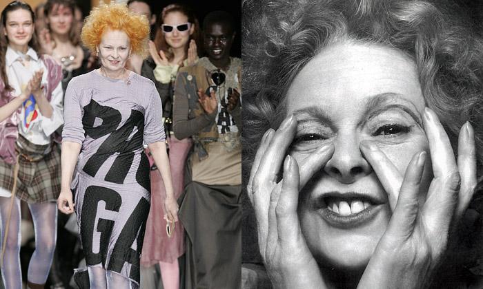 Královna punku Vivienne Westwood oslavila 70.let