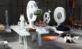 Milánská výstava VŠUP se jménem Touha od studia Hippos