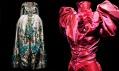 Vybrané šaty z výstavy Inspiration Dior v Puškinově muzeu v Moskvě