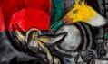 Marc Chagall ajeho ilustrace natéma Bible