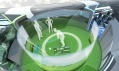 Koncept kabiny letounu Airbus v roce 2050