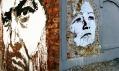 Alexandre Farto alias Vhils a ukázky jeho portrétového street artu nejen v ulicích