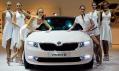 Ukázka z veletrhu Autosalon 2011: Škoda Vision D