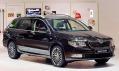 Ukázka z veletrhu Autosalon 2011: Škoda Superb Laurin & Klement