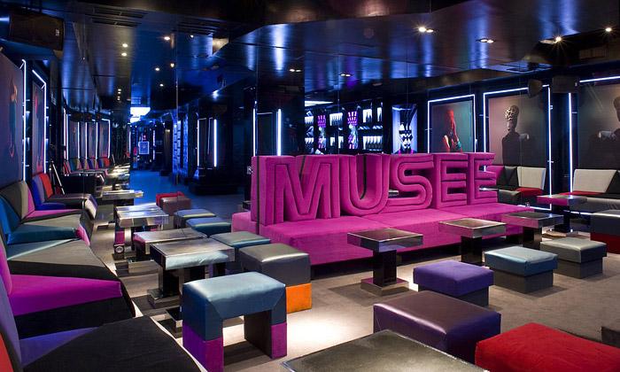 Madridský hudební klub Musée rezonuje uměním