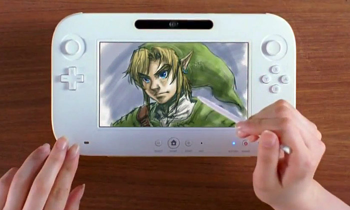 Nintendo ukázalo konzoli WiiUovládanou tabletem