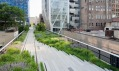 Druhá část parku High Line vNew Yorku naManhattanu