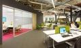 Kanceláře firmy Skype v americkém Palo Alto od Blitz