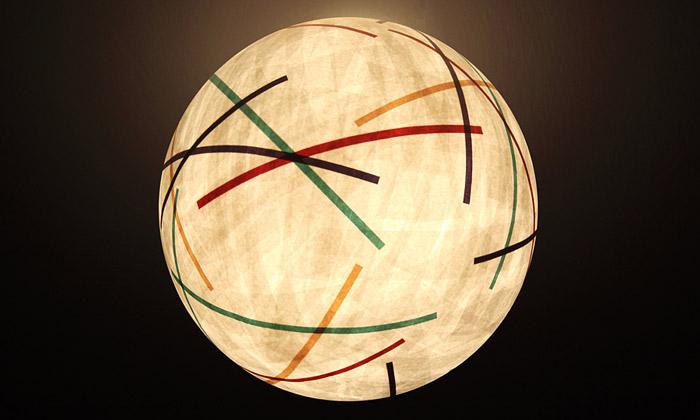 Lumira jsou české lustry inspirované retro hrami