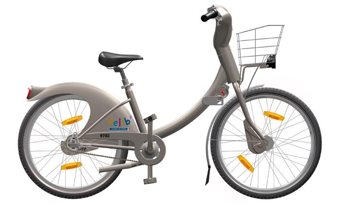 Pařížská městská kola Vélib slaví sto miliónů cyklistů