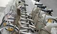 Pařížská kola Vélib' od JCDecaux