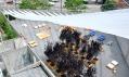 Letní nádvoří newyorské MoMA PS1 od Interboro Partners