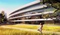 Nové sídlo společnosti Apple ve městě Cupertino